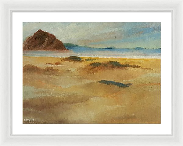 Lost Beach - Framed Print