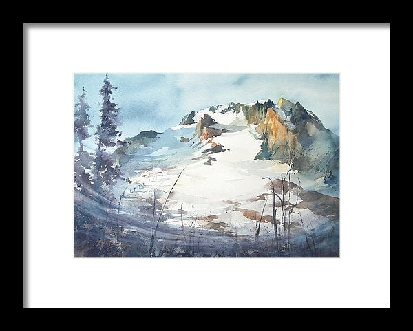 Majesty - Framed Print
