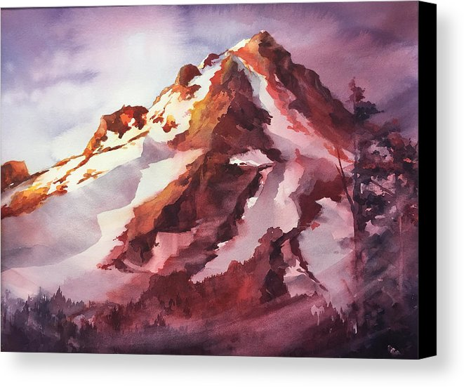 Majesty II - Canvas Print