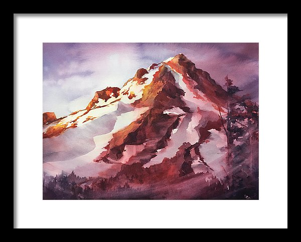 Majesty II - Framed Print