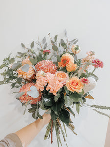 Weekly Florist Choice Bouquet | Natives and Disbud Flowers