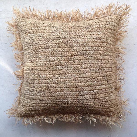Water Hyacinth Cushion