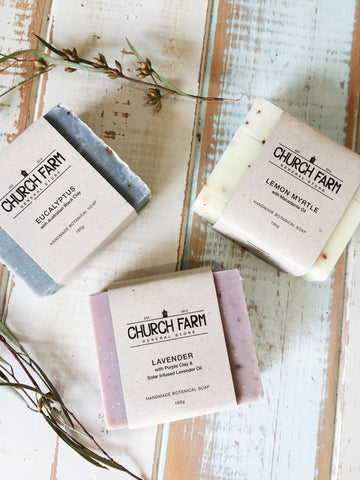 Church Farm Botanical Soaps