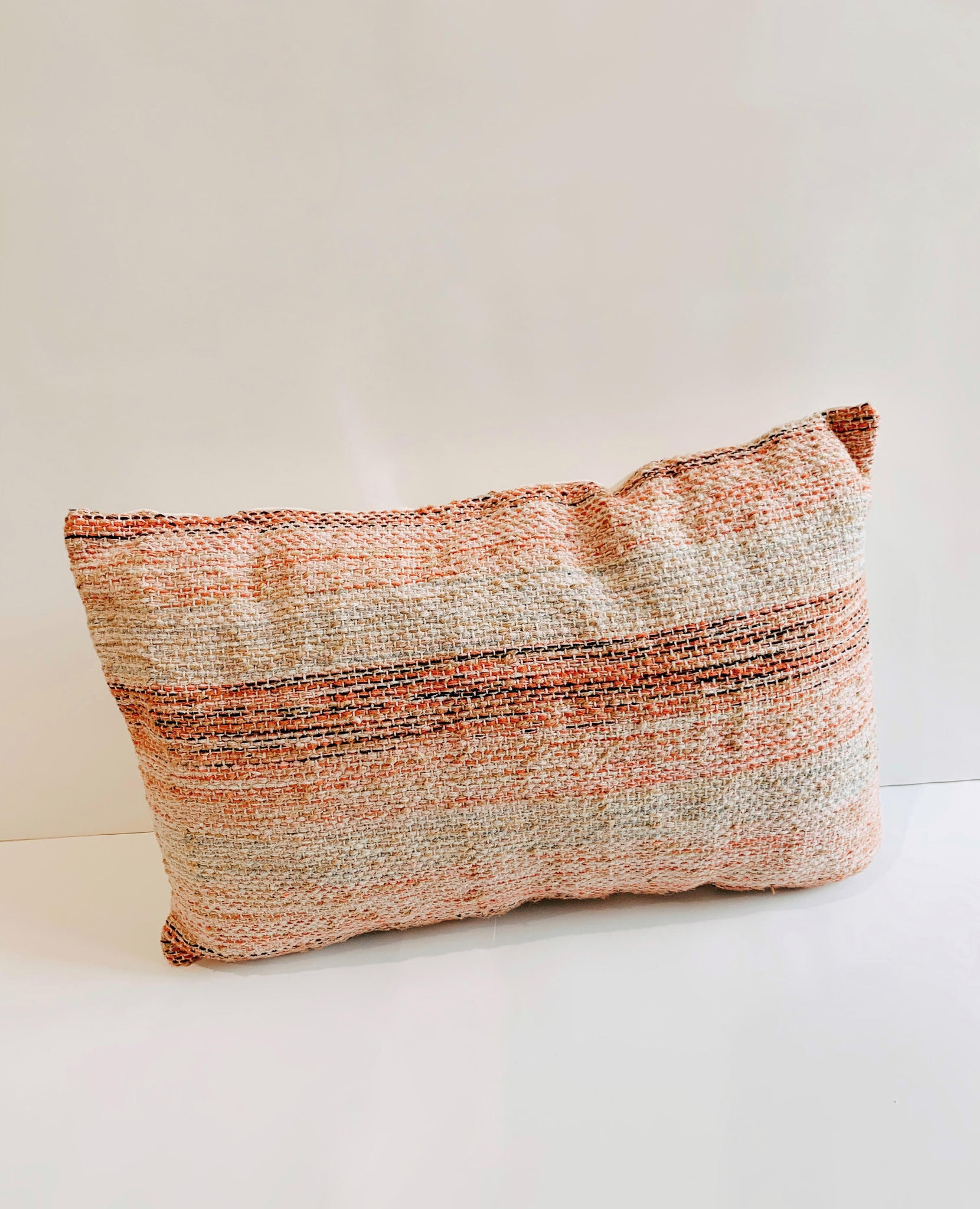 Hand-Crafted Sunrise Cushion