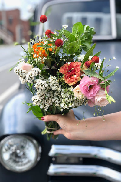 Rosie Bouquet - On The Road Edition