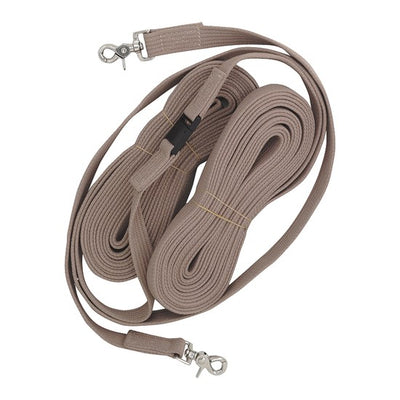 Dura-Tech® Brown Cotton Web Long Lines