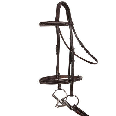 Pinnacle Comfort Plus Hunter Bridle