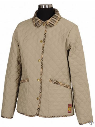Baker Ladies Country Quilted Jacket - 9606-548