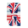 The LÉTTIA Collection Adult Boot Sock - Union Jack (1205)