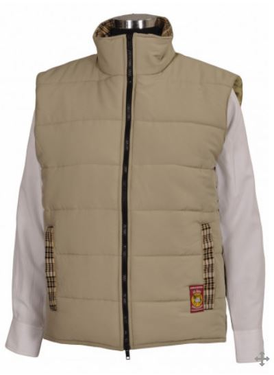Baker Ladies Country Quilted Vest - 9607-572