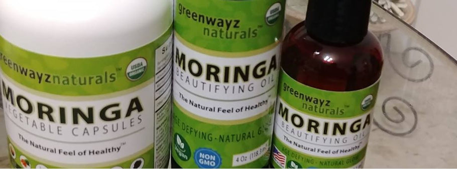 Uses & Benefits Of Moringa Oils