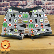 Boxers - Sushis - Gris