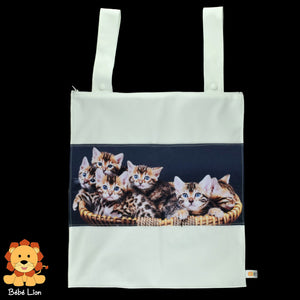 Sac de transport - Chatons