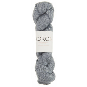 KOKON Merino Linen Fingering - Oxidized - NEW COLOUR JUST ARRIVED