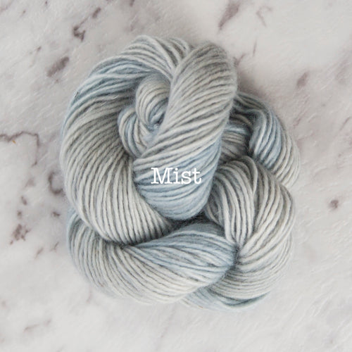 Rosabella...threads of pure luxury - PRIMA 5 - 25g skein - Mist
