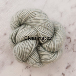 Rosabella...threads of pure luxury - PRIMA 5 - 25g skein - Clearwater