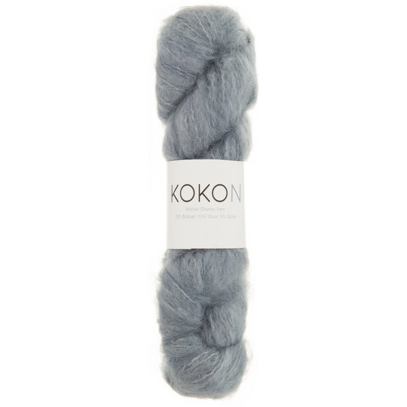KOKON Chunky Mohair - Oxidized - NEW COLOUR JUST ARRIVED