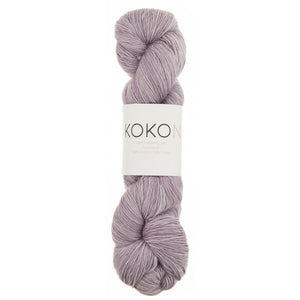 KOKON Merino Linen Fingering - Mineral V - NEW COLOUR JUST ARRIVED