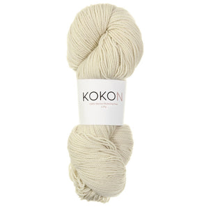 KOKON - Fingering Weight Merino - Fog