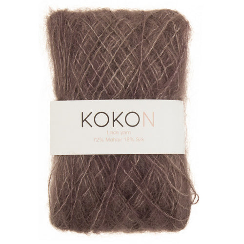 KOKON Kidsilk Mohair - Rust - NEW COLOUR JUST ARRIVED