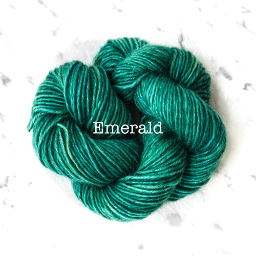 Rosabella...threads of pure luxury - PRIMA 5 - 25g skein - Emerald