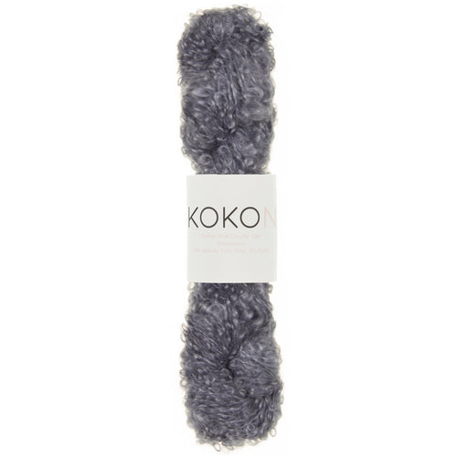 KOKON Slubby Mohair - Licorice