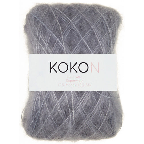 KOKON Kidsilk Mohair - Licorice