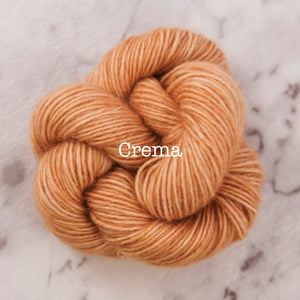 Rosabella...threads of pure luxury - PRIMA 5 - 25g skein - Crema