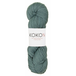KOKON - Fingering Weight Merino - Leaf