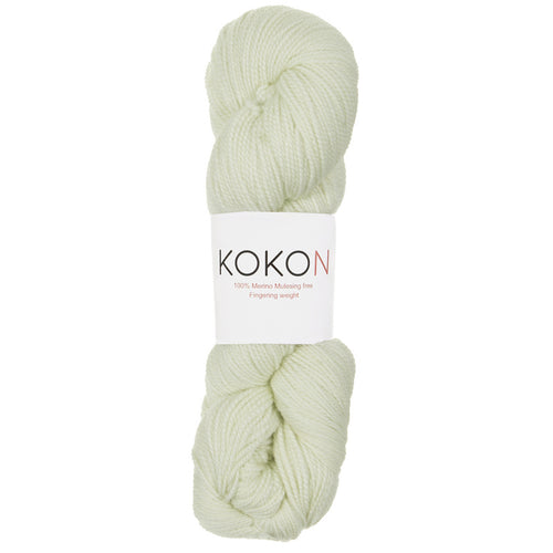 KOKON - Fingering Weight Merino - Mist