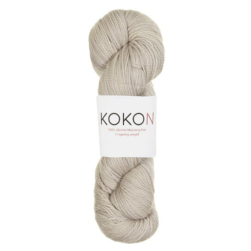 KOKON - Fingering Weight Merino - Moon