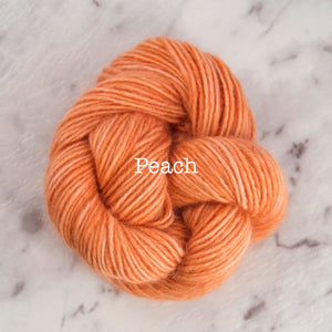 Rosabella...threads of pure luxury - PRIMA 5 - 25g skein - Peach