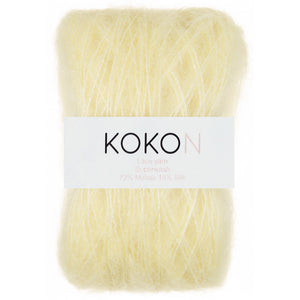 KOKON Kidsilk Mohair - Butterscotch