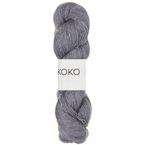 KOKON Merino Linen Fingering - Licorice