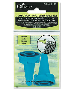 Clover Jumbo Point Protectors - Large