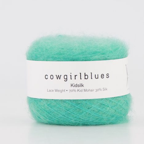 Cowgirlblues - Kidsilk 25g Ball - Emerald