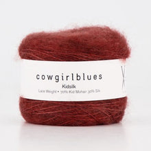 Cowgirlblues - Kidsilk 25g Ball - Marsala