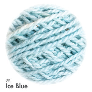 MoYa 100% Cotton DK - 50gram ball  - Ice Blue