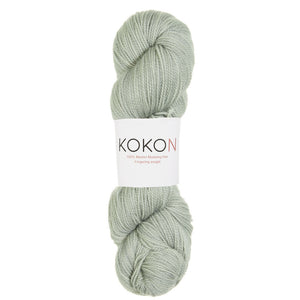 KOKON - Fingering Weight Merino - Dew