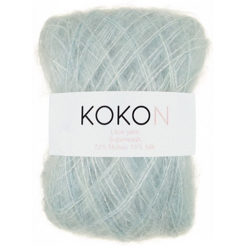 KOKON Kidsilk Mohair - Blue Moon