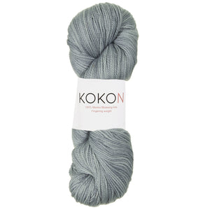 KOKON - Fingering Weight Merino - Cloud
