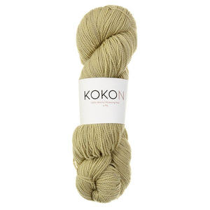 KOKON - Fingering Weight Merino - Steppe
