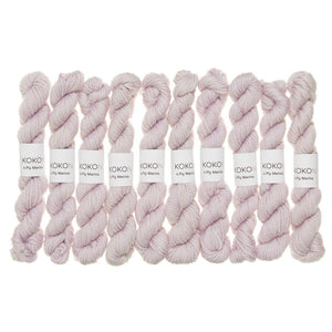 KOKON - Fingering Weight Merino Mini Skein - Daybreak