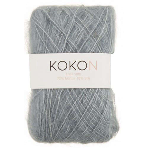 KOKON Kidsilk Mohair - Oxidized - NEW COLOUR JUST ARRIVED