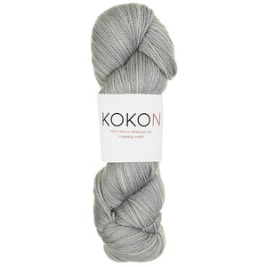 KOKON - Fingering Weight Merino - Star