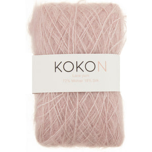 KOKON Kidsilk Mohair - Rose Gold