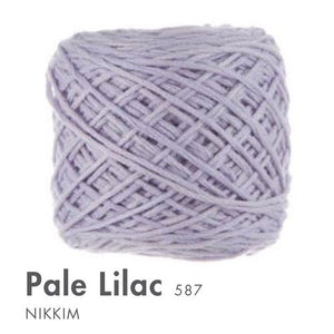Vinnis Colours - Nikkim - Pale Lilac