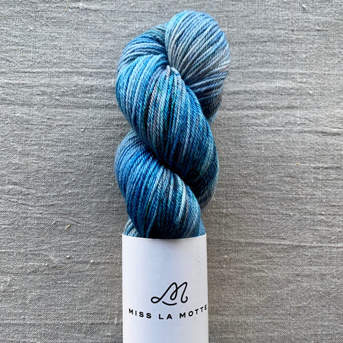 Miss La Motte - Double Knit - Coast