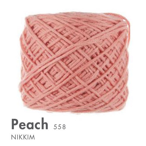 Vinnis Colours - Nikkim - Peach