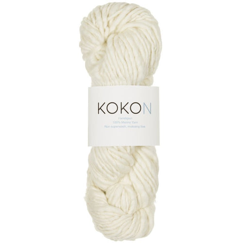 KOKON Handspun - NATURAL